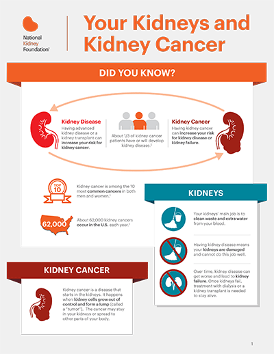 Kidney Cancer National Kidney Foundation