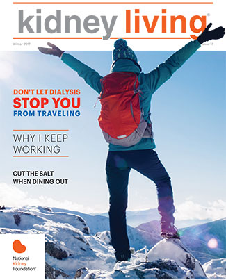 Kidney Living Winter 2017