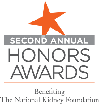 Second Annual National Kidney Foundation Honors