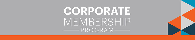 Corporate Membership Header