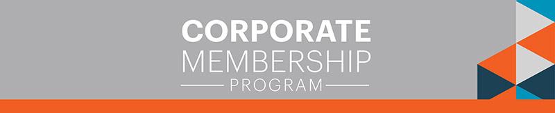 Corporate Membership Header