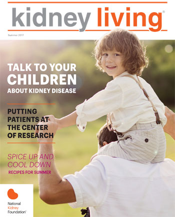 Kidney Living - Summer 2017