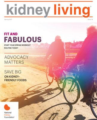 Kidney Living - Spring 2017