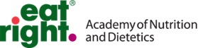 Academy of Dietetics and Nutrition logo