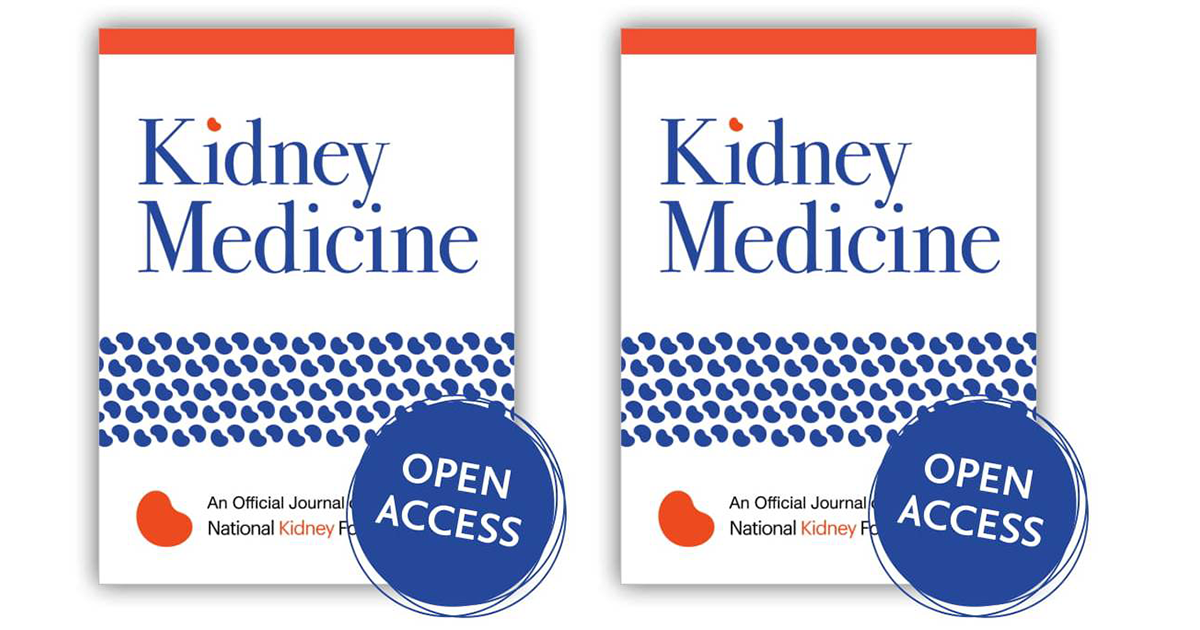 National Kidney Foundation Announces The Launch Of Kidney Medicine