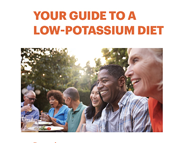 photo relating to Low Potassium Food List Printable named YOUR Consultant In direction of A Minimal-POTASSIUM Eating plan