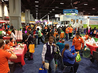 NBC4 Health and Fitness Expo 2016
