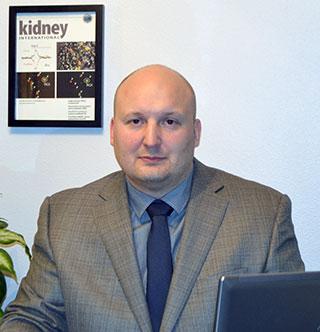Photo of Dr. Oleg Palygin