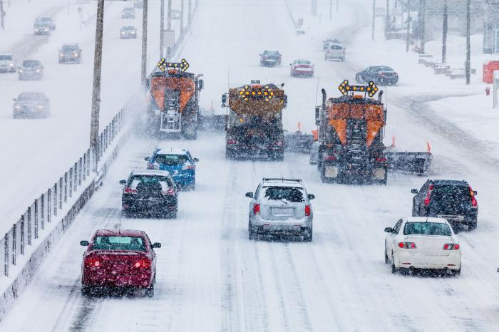 Three Key Safety Points For Winter Driving - Kidney Cars