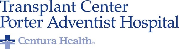 Transplant Center Porter Adventist Hospital Centura Health