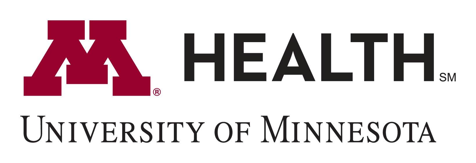 University of Minnesota Health System logo