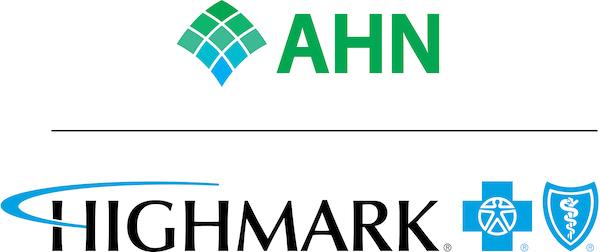 AHN (Allegheny Health Network) Highmark Blue Cross Blue Shield