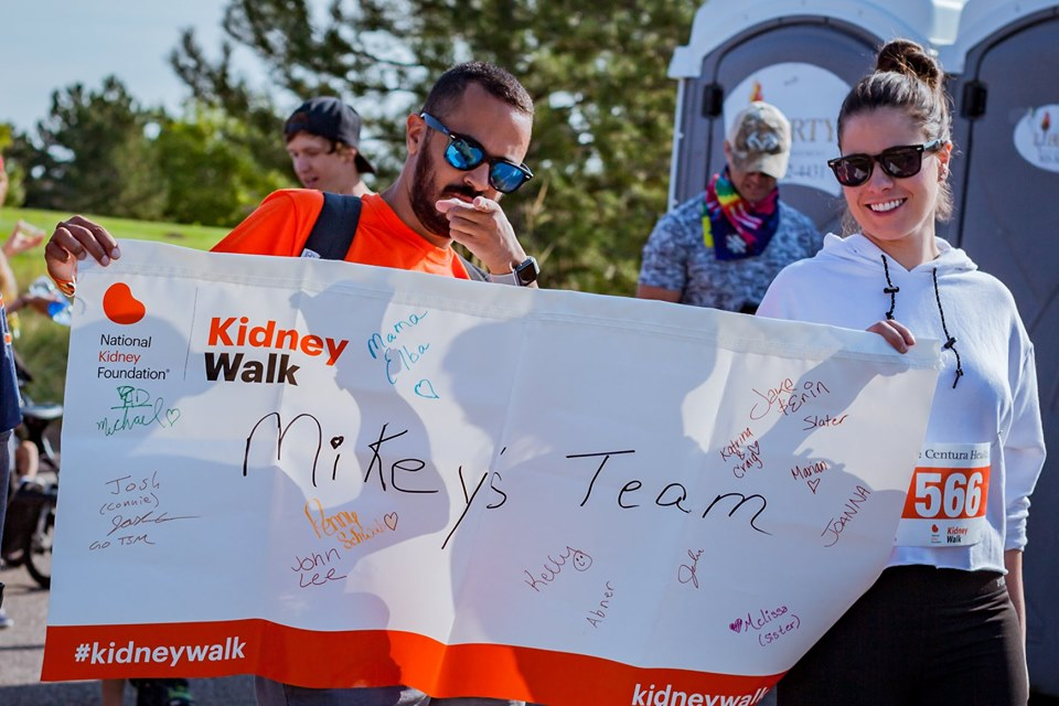 Walk the Kidney Walk!
