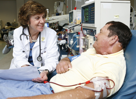 Dialysis and Nurse Practitioner