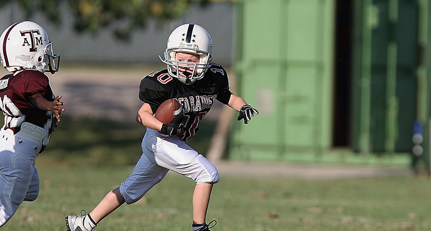 Are Contact Sports OK for Kids with Kidney Disease