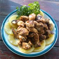 BBQ Pineapple Chicken