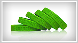To Purchase A Green Donate Life Charity Bracelet Contact The National Kidney Foundation At 866 Tx Bracelets Are 2 00 Each And Proceeds Support
