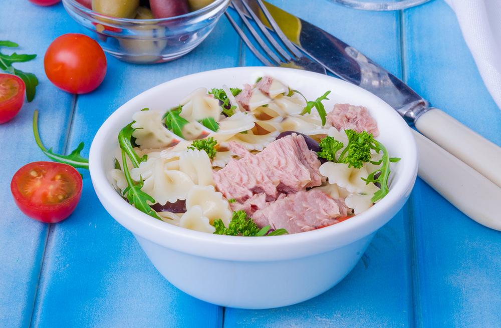 Lemon Thyme Starkist Tuna Pasta Salad
