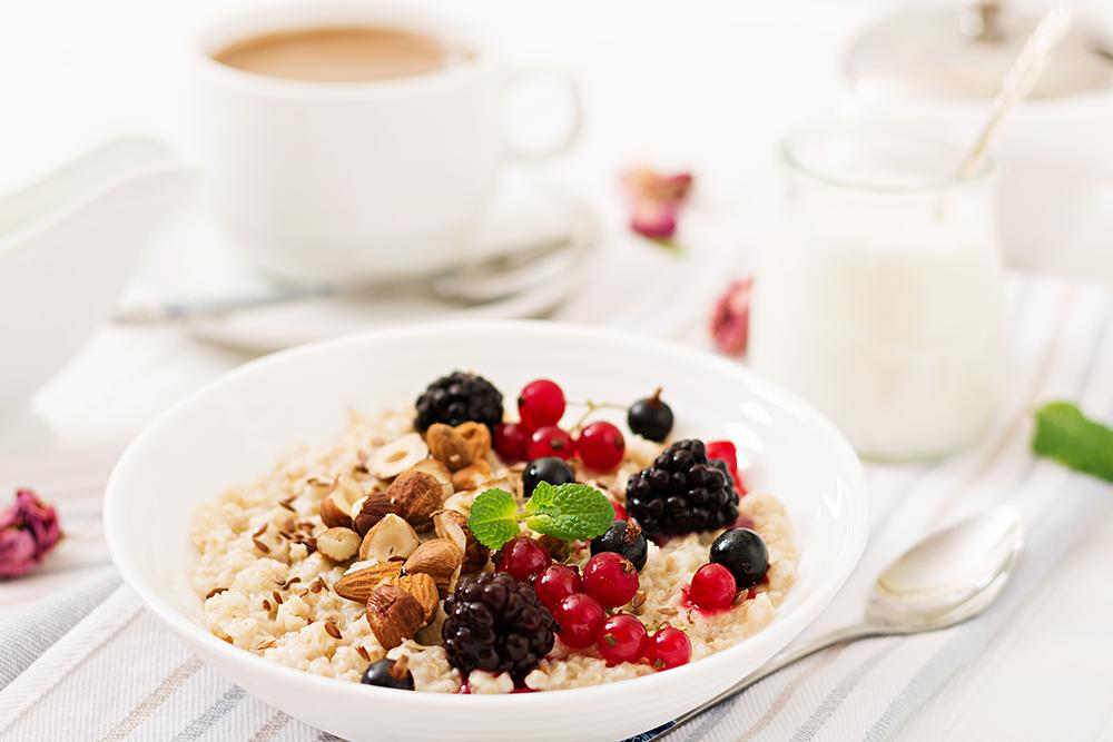 Love Your Kidneys, Breakfast Cereal