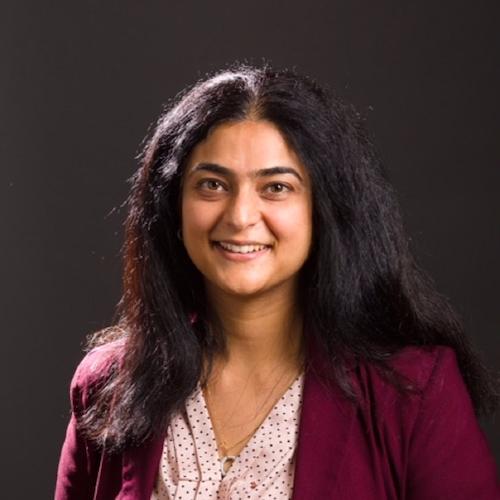 Namrata Krishnan, MBBS