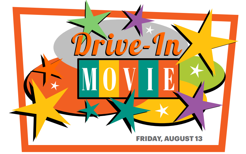 Drive-In Movie August 13th