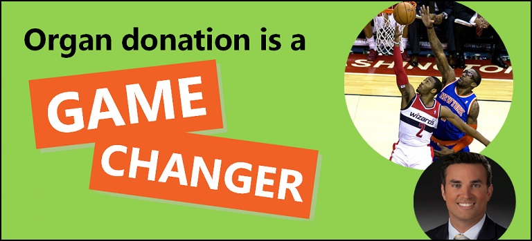 Organ Donation is a Game Changer
