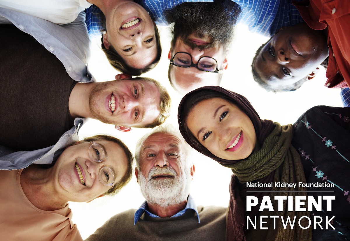 people with Patient Network logo