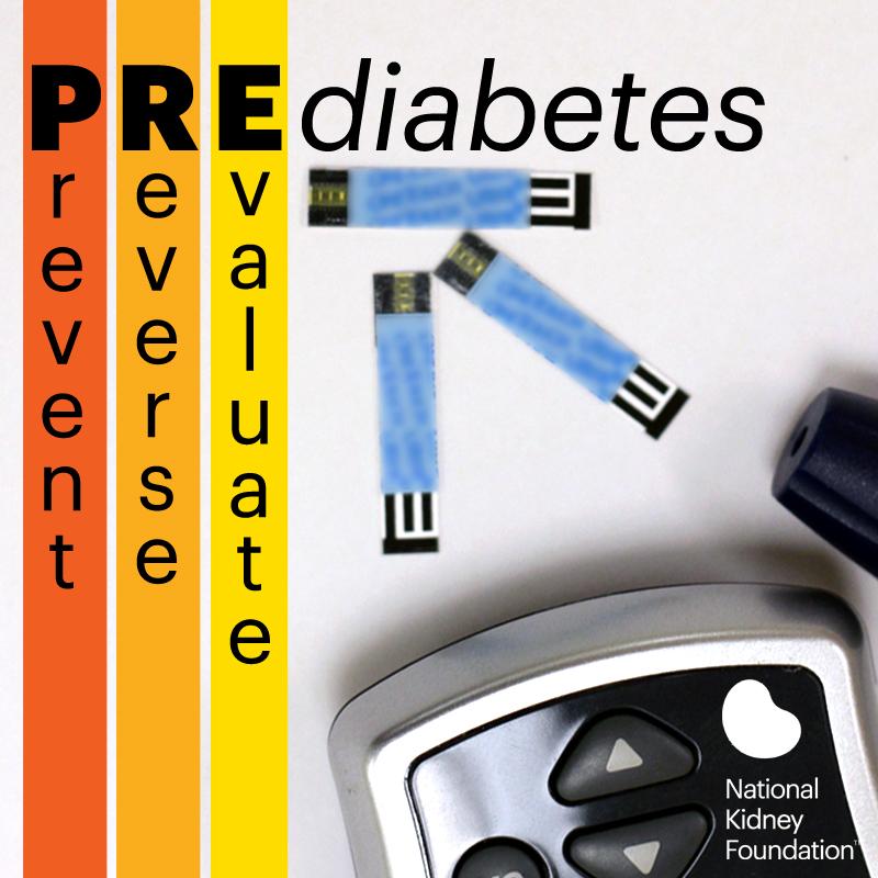 Prediabetes A Precursor To Kidney Disease