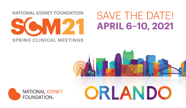 Spring Clinical Meetings 2021