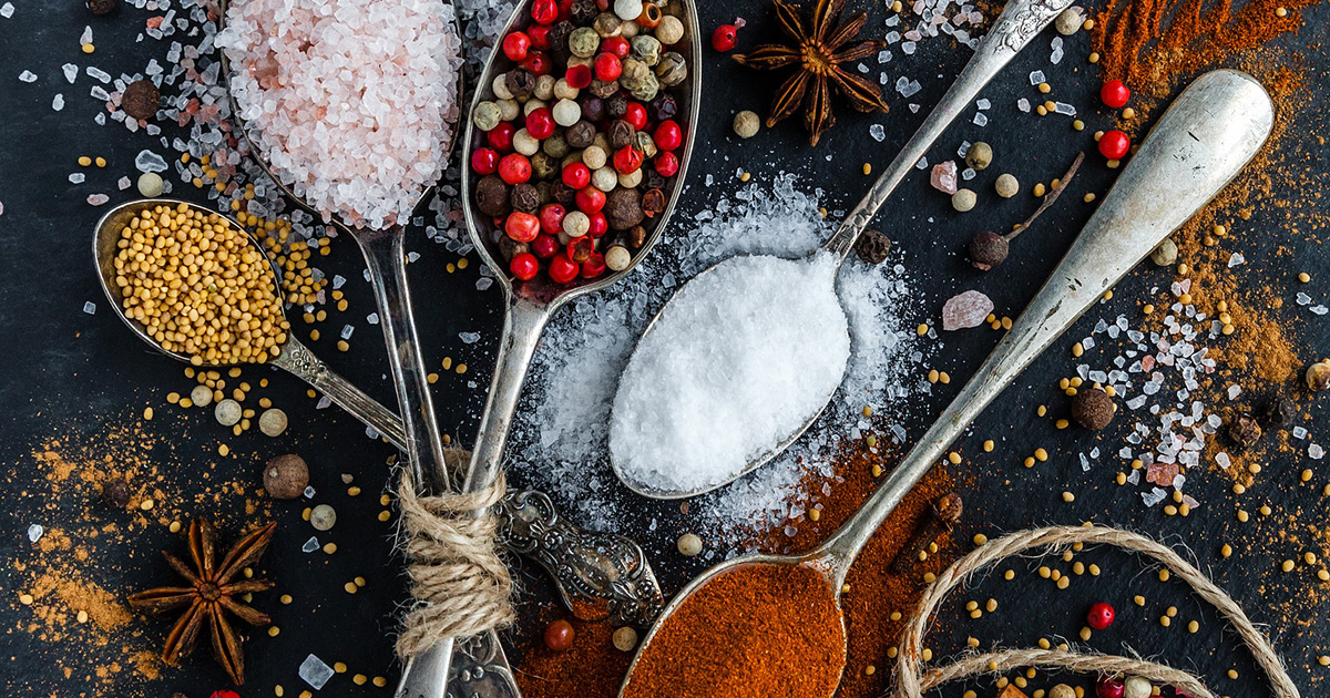 Spice Up Your Diet: 7 Kidney-Friendly Seasonings | National Kidney