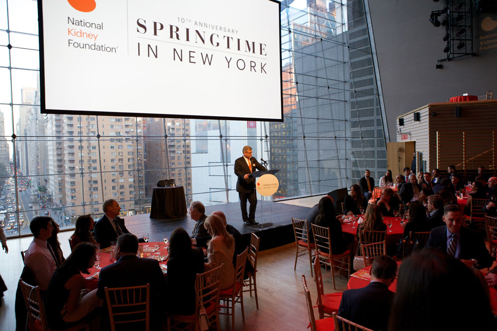 Springtime in New York Gala