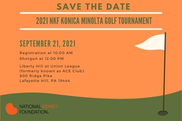 NKF Konica Minolta Golf Classic