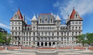 Albany, NY Capitol