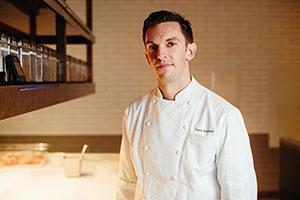 Chef Travis Strickland