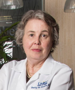 Betty Drees, MD, F.A.C.P, F.A.C.E