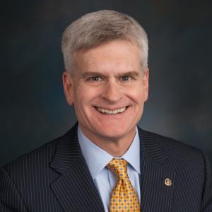 Senator Bill Cassidy's portrait