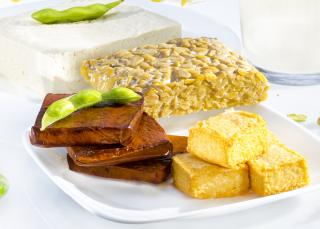Photo of Tempeh Soy Vegetable Protein